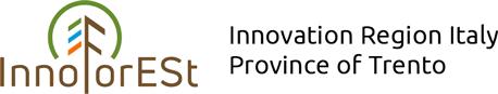 InnoForESt – IR Italy Trentino Logo
